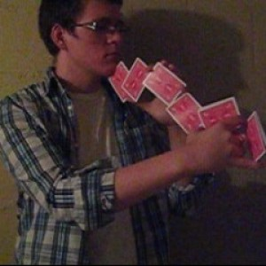 Logan Brown - Strolling/Close-up Magician / Halloween Party Entertainment in Little Rock, Arkansas