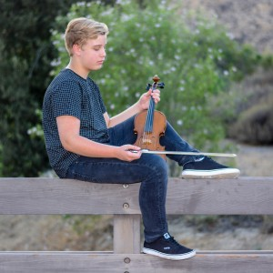 Logan Sacino - Violinist / Strolling Violinist in Los Angeles, California