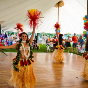 Lola and Polynesian Fusion - Hula Dancer / Hawaiian Entertainment in Providence, Rhode Island
