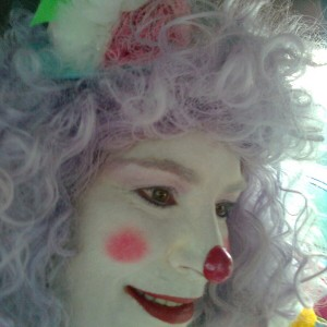 Lollipop The Clown - Face Painter / Halloween Party Entertainment in Hilton Head Island, South Carolina