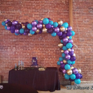Long Beach Balloons & More - Balloon Decor / Party Rentals in Long Beach, California