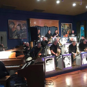 Long Island Jazz Orchestra/Spitfire Band - Big Band in Huntington Station, New York