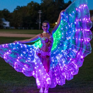 Loominessence - LED Performer in New York City, New York