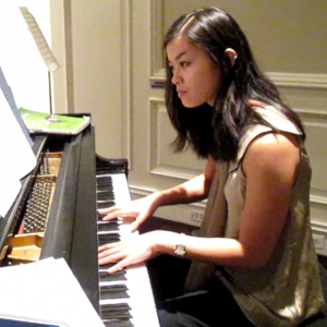 Loraine Laguerta - Classical Pianist in Boston, Massachusetts