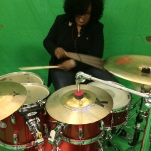 Lori Hollis the Ri-L Drummer - Gospel Singer in Pittsburgh, Pennsylvania