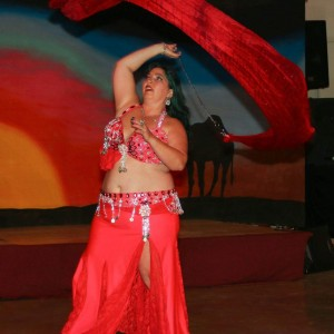 Lori of Troupe Zephyr - Belly Dancer in Minster, Ohio
