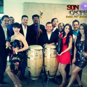 "Los Angeles Salsa Band ""Son Cache"" - Latin Band / Salsa Dancer in Los Angeles, California"
