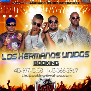 Los Hermanos Unidos - Rap Group / Latin Band in Leeds, Massachusetts