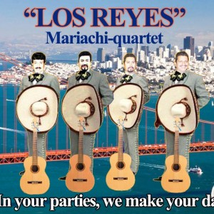 los Reyes Mariachi-trio - Mariachi Band / Singing Guitarist in Napa, California
