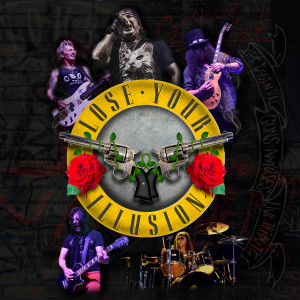 Lose Your Illusion - Guns N' Roses Tribute Band in Los Angeles, California