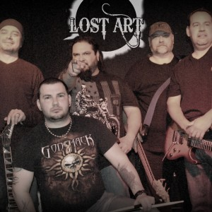 Lost Art - Rock Band in Fort Worth, Texas