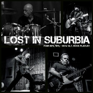 Lost in Suburbia - Cover Band in Sacramento, California