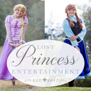 Lost Princess Entertainment - Princess Party in Vancouver, British Columbia