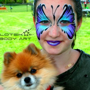 LoTek Body Art - Face Painter / Outdoor Party Entertainment in Floyd, Virginia