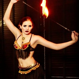 Lotus LaFleur - Burlesque Entertainment / Fire Performer in Kansas City, Missouri