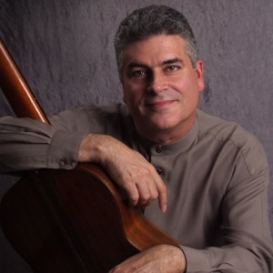 Lou Mowad - Classical Guitarist in Asheville, North Carolina