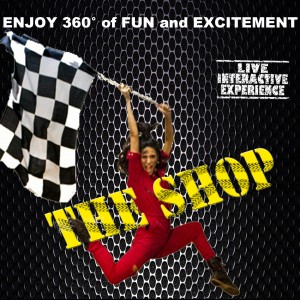 "Loud Live ""The Shop"" - Corporate Entertainment in West Palm Beach, Florida"