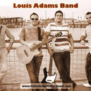 Louis Adams Band - Country Band in Houston, Texas