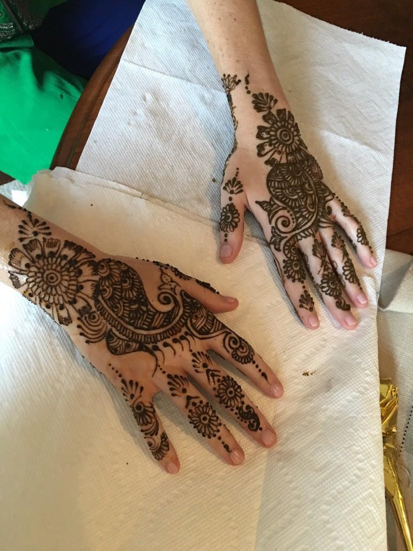 Henna Tattoo Artist Rental: Hire Love Aum Henna Creation