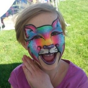 Love Faces - Face Painter / Halloween Party Entertainment in Orange, Virginia
