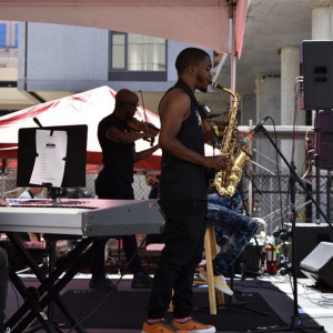Love - Saxophone Player in Oakland, California