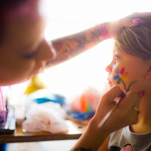 Love Peace and Paint - Face Painter / Superhero Party in North Hollywood, California