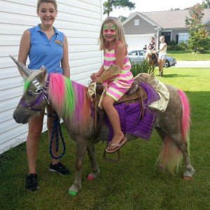 Lowcountry Party Ponies & Animals, LLC - Pony Party / Petting Zoo in Moncks Corner, South Carolina