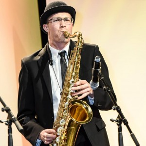 Lucas Hopkins - Saxophone Player in Ann Arbor, Michigan