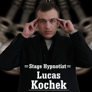 Lucas Kochek - Stage Hypnotist - Hypnotist in Mooresville, North Carolina