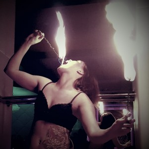Lucent Lotus - Fire Performer in Chicago, Illinois