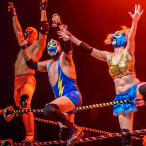 Luchafer Mexican Wrestling  - Corporate Entertainment / Sports Exhibition in Bell, California