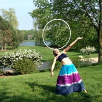 Luciditeag - Hoop Dancer in Naperville, Illinois