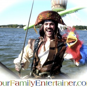 Your Family Entertainer - Children's Party Entertainment / Branson Style Entertainment in Richmond, Virginia