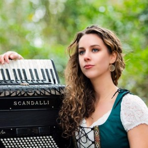 Lucy Riddett - Accordion Player / Corporate Entertainment in Destin, Florida