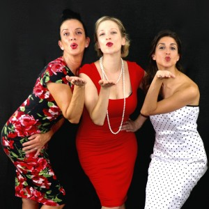 Lucy and the Goosettes Jazz Band - Jazz Band / Andrews Sisters Tribute Show in New York City, New York