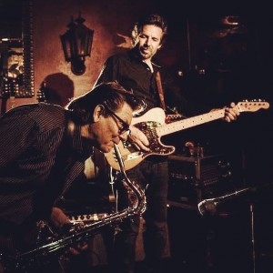 Luis Oliart and the Hinges - Rock Band / Blues Band in Los Angeles, California