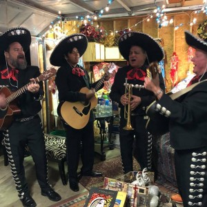 Los Tres Amigos - World Music in Huntsville, Alabama