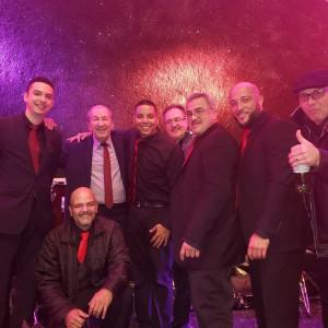 Luisito Rey y La Dinamica - Salsa Band in Bronx, New York