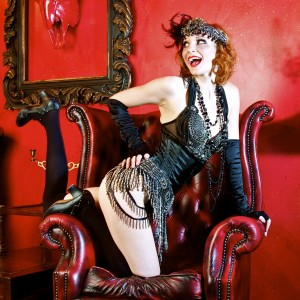 Lula Houp-Garou - Burlesque Entertainment in Richmond, Virginia