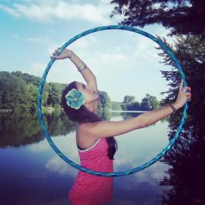 Luluhoops - Hoop Dancer in Milford, Connecticut