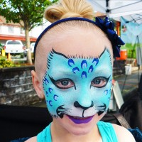LuLu's Face Painting & Body Art - Face Painter in Duvall, Washington