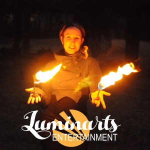 Luminarts Entertainment - Fire Performer / Outdoor Party Entertainment in Birmingham, Alabama