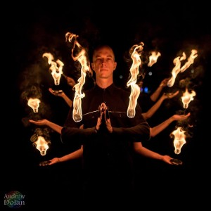 Luminarts Entertainment - Fire Dancer in Birmingham, Alabama