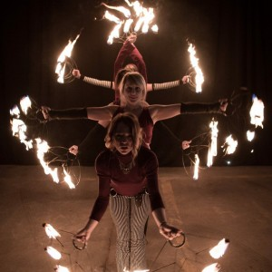 Luminous Fire and Flow - Fire Performer / Outdoor Party Entertainment in Portsmouth, New Hampshire