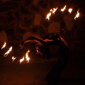 Lunar Eclipse Entertainment - Fire Performer / Violinist in Gainesville, Florida