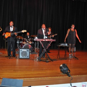 Luther Vandross Tribute Band - Dance Band in Bedford, Texas