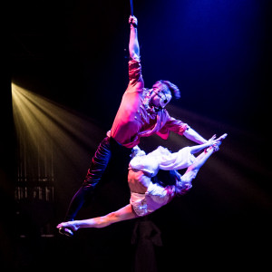 LUX Entertainment Straps Aerialists - Circus Entertainment in Salt Lake City, Utah