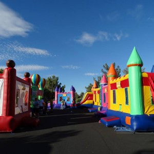 LV Bounce Party - Party Inflatables / Children's Party Entertainment in Las Vegas, Nevada