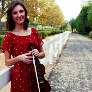 Lydia Favorito, violin - Violinist in Los Angeles, California