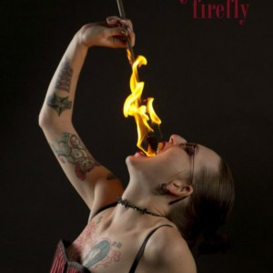 Lydia Firefly - Fire Performer in Key West, Florida